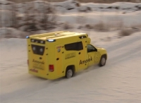 Primo Partners with VCS to launch New 4x4 Ambulance