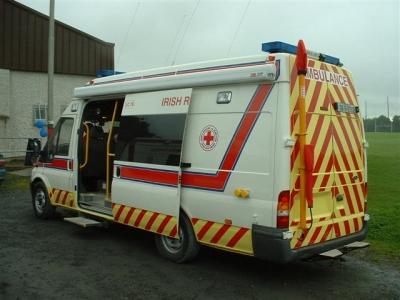 Irish Red Cross Testimonial
