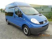 Primo achieve IVA on 6 Renault Trafics